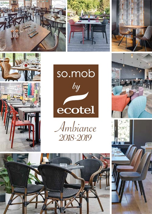 Nouveau catalogue Ambiances 2018 - 2019 > so.mob by Ecotel